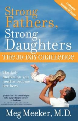 """Strong Fathers Strong Daughters: 30 Day Challenge is designed to give busy dads the nut and bolts of raising healthy daughters in today's culture. Part devotional, part ""how to"" manual, it walks men through what they need to do, on a day-to-day basis, for their girls as they grow from toddlers to teens."""